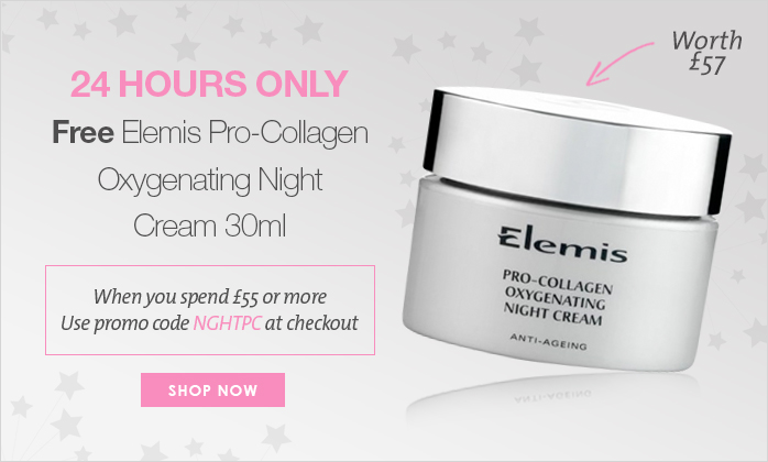 FREE Elemis Pro-Collagen Oxygenating Night Cream 30ml