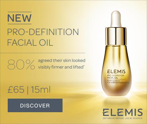 NEW ELEMIS PRO-DEFINITION FACIAL OIL
