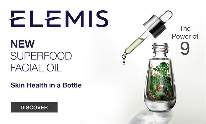 NEW ELEMIS Superfood Facial Oil