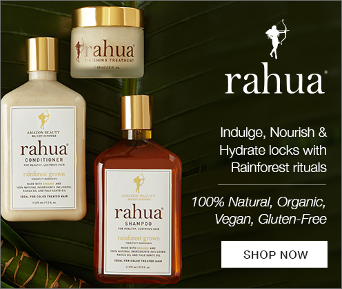 Rahua haircare products