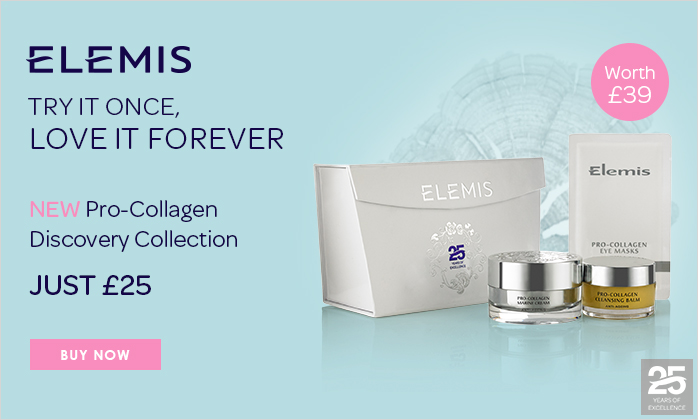 Elemis Pro-Collagen Discovery Collection – Just £25