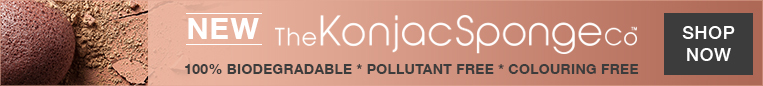 Discover New The Konjac Company Sponge Range at Timetospa Uk - Facial and Body cleansing Sponges