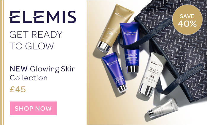 NEW ELEMIS Glowing Skin Collection – Save 40%