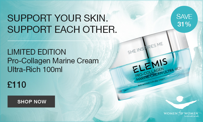 New ELEMIS Pro-Collagen Cream Ultra-Rich Limited Edition - Save Up To £50