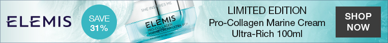 NEW ELEMIS Pro-Collagen Marine Cream Ultra-Rich Limited Edition