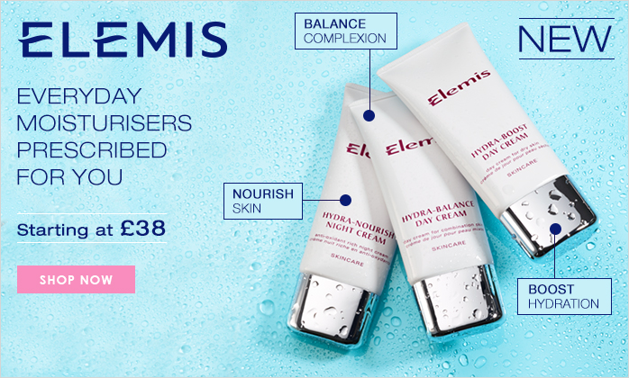 New Elemis Hydra-Moisturisers Day & Night Creams