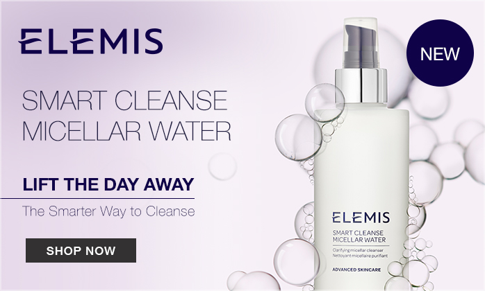 NEW ELEMIS Smart Cleanse Micellar Water