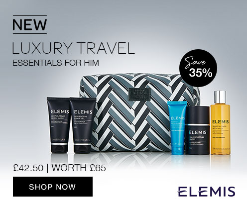 ELEMIS Luxury Travel Essentials For Him