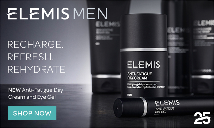NEW ELEMIS MEN Anti-Fatigue Day Cream and Eye Gel