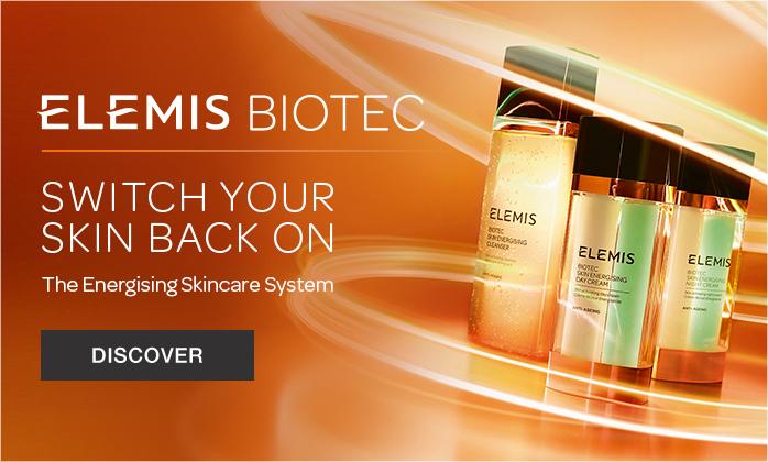 ELEMIS BIOTEC - The Skin Energising Range