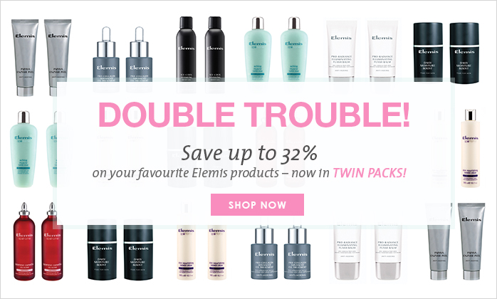 Save up to 49% on Elemis Supersizes and Duos