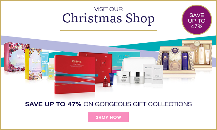 Elemis Christmas Shop is Open!