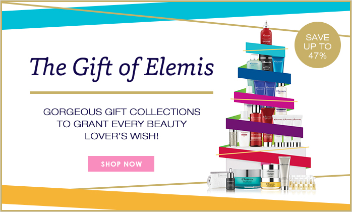The Elemis Christmas Shop is Open!