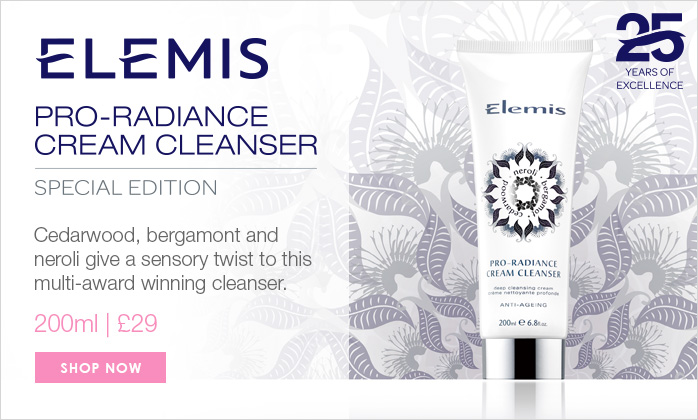 NEW ELEMIS Pro-Radiance Cream Cleanser Special Edition