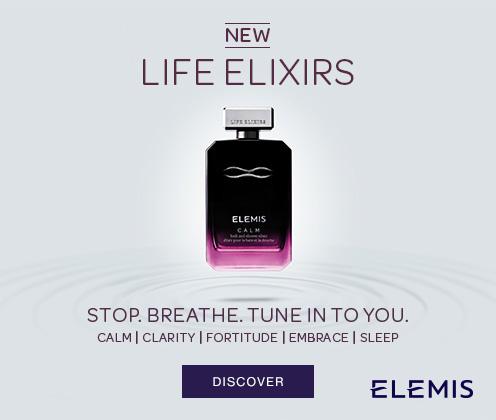 NEW ELEMIS Life Elixirs Range