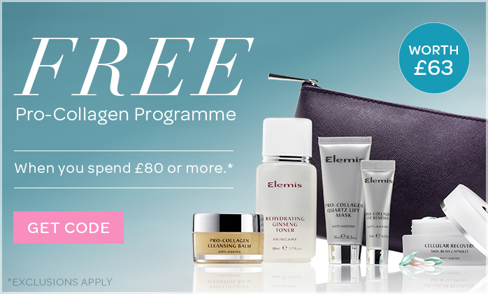 FREE ELEMIS Discovery Collection – Worth £49