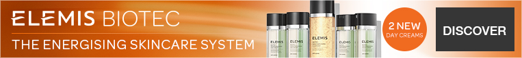 NEW ELEMIS BIOTEC The Energising Skincare System - 2 New Day Creams for Sensitive and Combination Skin