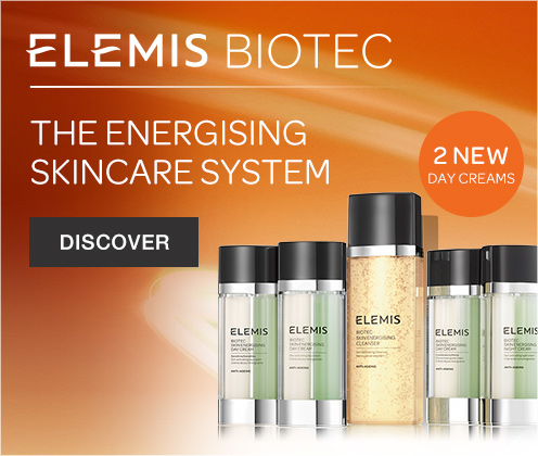 ELEMIS BIOTEC The New Skin Energising System - 2 New Day Creams for Sensitive and Combination Skin