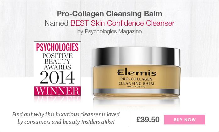Award Winner: Pro-Collagen Cleansing Balm