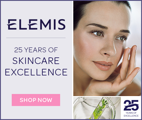 ELEMIS - Celebrating 25 Years of Skincare Excellence