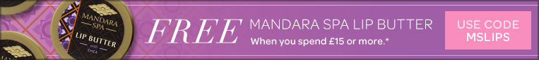 FREE Mandara Spa Lip Butter