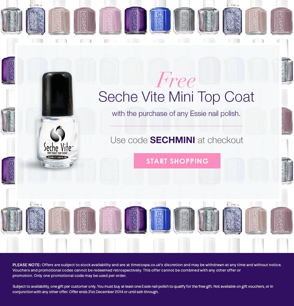 Free Seche Vite Mini
