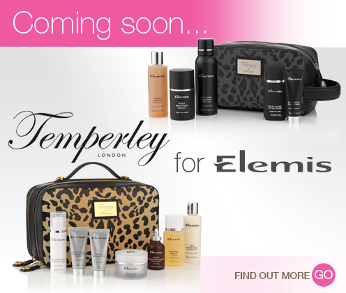 Alice Temperley for Elemis
