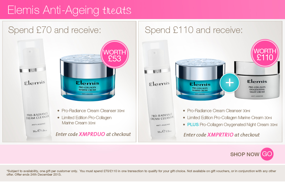 FREE Pro-Collagen Anti-Ageing Treats