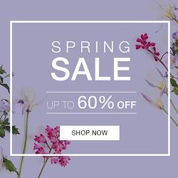 timetospa spring sale - save up to 60%