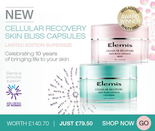 Elemis Limited Edition Cellular Recovery Skin Bliss Capsules Super Size