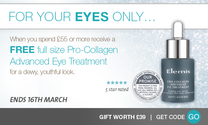 FREE Elemis Pro-Collagen Advanced Eye Renewal