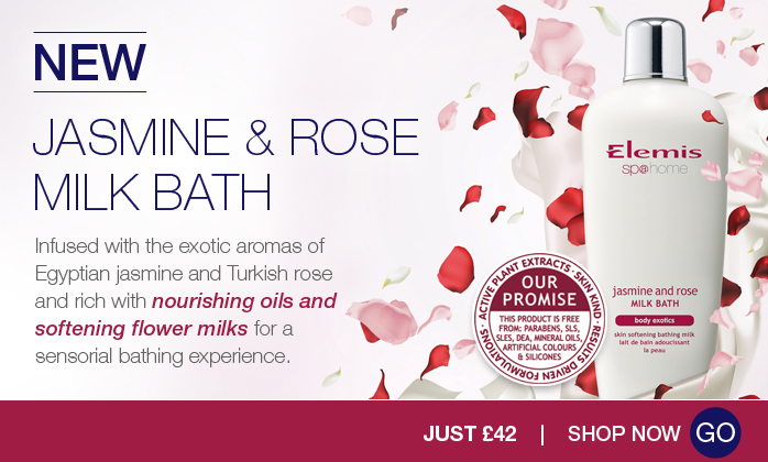 Elemis Jasmine & Rose Milk Bath
