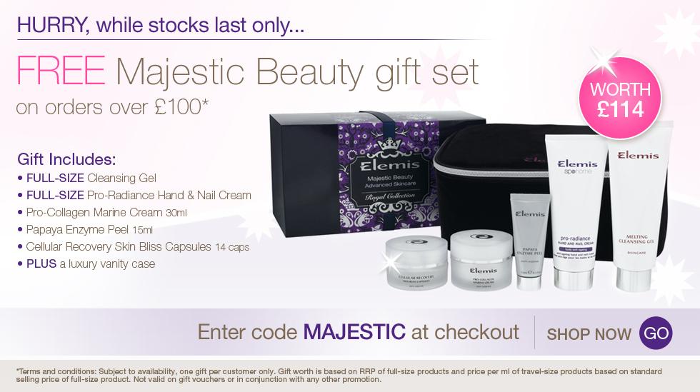 Elemis - Free Majestic Beauty Gift