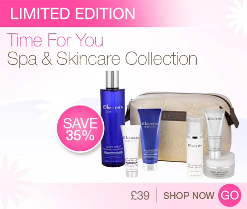 Time for You Spa and Skincare Collection