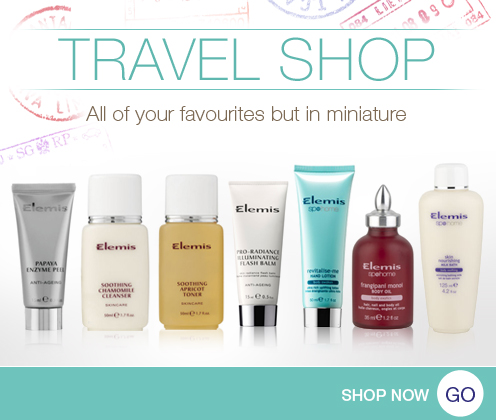 Travel Shop | Travel Size Products | Time to Spa