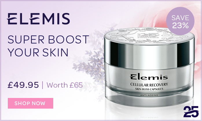 Elemis Cellular Recovery Skin Bliss Capsules Silver Edition