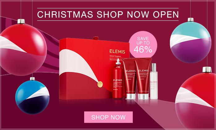 TIMETOSPA UK ELEMIS Christmas Gifts save up to 45%