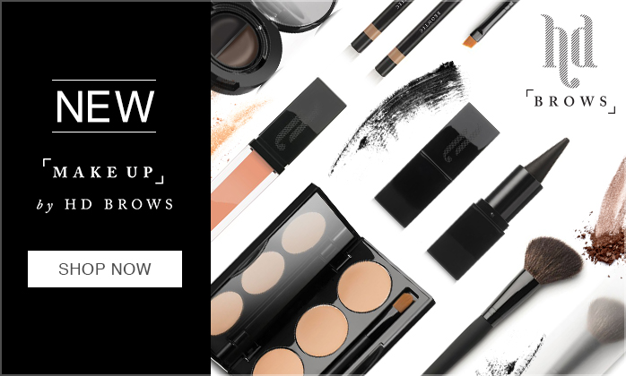 NEW HD Brows make up collection on Timetospa UK SHOP NOW