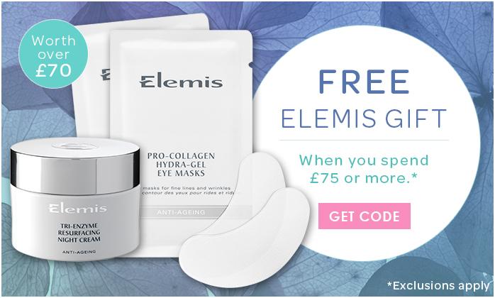 FREE ELEMIS Pro-Collagen Hydra-Gel Eye Masks and Tri-Enzyme Resurfacing Night Cream